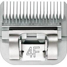 Aesculap Snap On No. 4F - 9,5 mm galvutė, tiesūs dantys