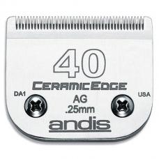 Andis CeramicEdge nr 40 - 0,25mm