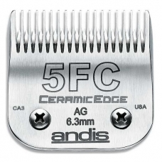 Andis CeramicEdge Nr 5FC - 6.3mm