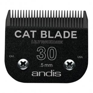 Andis Black UltraEdge Cat Blade nr 30 (0,5mm)