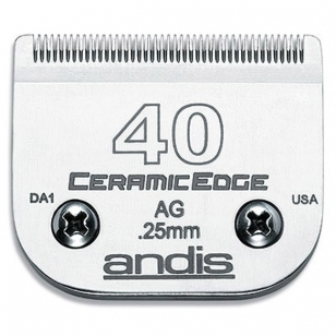 Andis CeramicEdge nr 40 - 0,25mm
