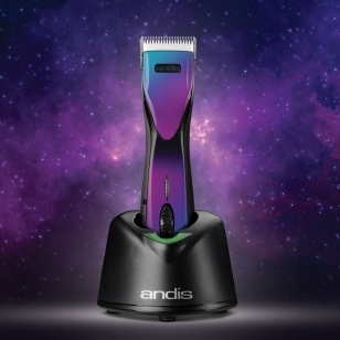 Andis Pulse ZR II Galaxy Limited Edition Clipper Violetinė