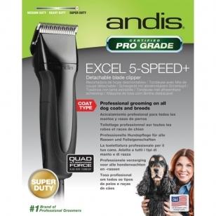 Andis SMC Excel 5-Speed+