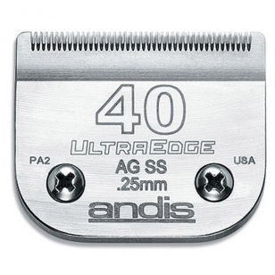 Andis UltraEdge Nr 40SS - 0,25 mm