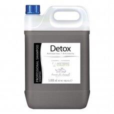 Artero Detox Shampoo - detoksikuojantis šampūnas su aktyvia anglimi
