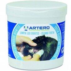 Artero Teeth Cleaning Wipes - dantų valymo servetėlės