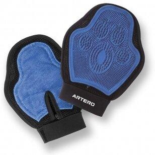 """""""Artero"""" pirštinė šukavimui  - universali pirštinė maudymui, šukavimui 2 in 1"""