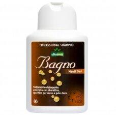 Baldecchi Coarse Hair Shampoo - šampūnas šiurkščiaplaukiams su kolagenu ir keratinu