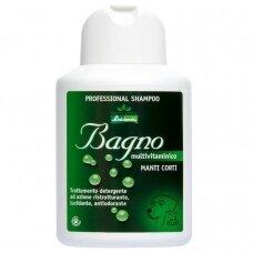 Baldecchi Multivitamin Short Hair Shampoo - vitaminais praturtintas šampūnas trumpiems plaukams