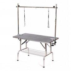 Kirpimo stalas, 110cm x 60cm, aukštis 65cm