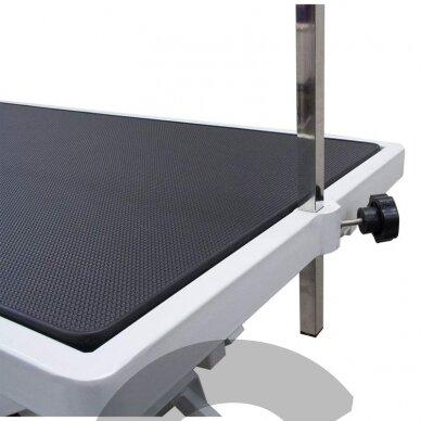 Callisto Pro Stalas su elektriniu pakėlimu, 125cm x 65cm 6