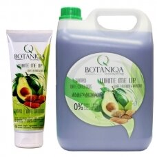 Botaniqa White Me Up Sweet Almond & Avocado Shampoo - Šampūnas baltiems šunims