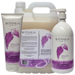 Botaniqa Show Line Harsh&Shiny Coat Shampoo