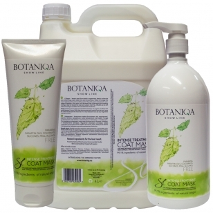 Botaniqa Show Line Intense treatment Coat Mask