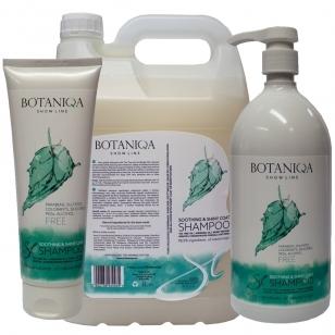 Botaniqa Show Line Soothing&Shiny Coat Shampoo