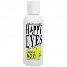 Chris Christensen Happy Eyes 2 In 1 Shampoo - švelnus šampūnas ir kondicionierius viename, nesukeliantis ašarojimo