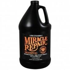 Chris Christensen Miracle Repair Shampoo - praturtintas vitaminų, atstatomasis šampūnas pažeistiems plaukams