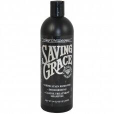 Chris Christensen Saving Grace Shampoo - šampūnas šlapimo dėmėms pašalinti ir nemaloniems kvapams neutralizuoti