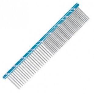 Chadog metalinės šukos 19cm mix dantukai 50/50