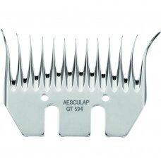 Blade Aesculap GT594 for Sheep Econom II 13 teeth. 3,5mm - Galvutė aviu kirpimui