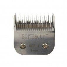 Geib Buttercut Blade SS nr 4 Nerūdijančio plieno kirpimo galvutė, kirpimo ilgis 9mm