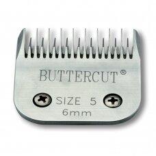 Geib Buttercut Blade SS nr 5 - Nerūdijančio plieno kirpimo galvutė, kirpimo ilgis 6mm