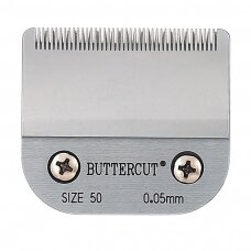 Geib Buttercut Blade SS nr 50 Nerūdijančio plieno kirpimo galvutė, kirpimo ilgis 0,05mm