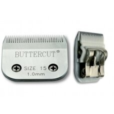 Geib Buttercut Ceramic Blade nr 15 Aukštos kokybės keramikinė kirpimo galvutė. Kirpimo ilgis 1mm