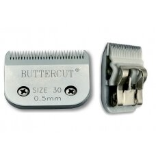 Geib Buttercut Ceramic Blade nr 30 Aukštos kokybės keramikinė kirpimo galvutė. Kirpimo ilgis 0,5mm