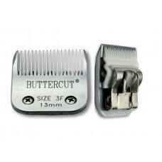Geib Buttercut Ceramic Blade nr 3F - aukštos kokybės keraminė galvutė, kirpimo ilgis 13 mm