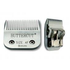 Geib Buttercut Ceramic Blade nr 4F - aukštos kokybės keraminė galvutė, kirpimo ilgis 9 mm