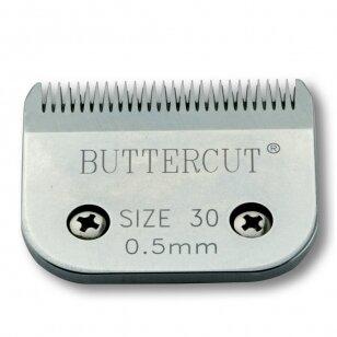 Geib Buttercut Blade SS nr 30 Nerūdijančio plieno kirpimo galvutė, kirpimo ilgis 0,5mm
