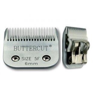 Geib Buttercut Ceramic Blade nr 5F Aukštos kokybės keramikinė kirpimo galvutė ,kirpimo ilgis 6 mm