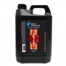 Groom Professional Mulled Orange Shampoo 4l - giliai valantis šampūnas, koncentratas 1:12