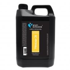 Groom Professional Primrose Oil Shampoo 4l - sudirgusią odą raminantis šampūnas su nakvišų aliejumi