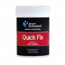 Groom Professional Quick Fix 30g - milteliai kraujavimui sustabdyti