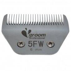 Groom Professional Wide Pro-X Snap-On # 5F - Galvutė kirpimui 6mm