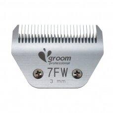 Groom Professional Wide Pro-X Snap-On # 7F - Galvutė kirpimui 3mm