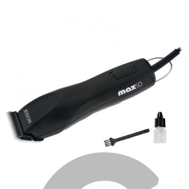 Moser MAX 50 su priedais 2