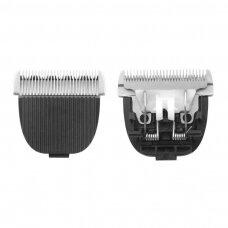 Kirpimo galvute skirta Shernbao Smart Digital mašinėlėm reguluojamo ilgio 0,25 mm, 0,5 mm, 0,8 mm ir 1 mm