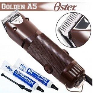 Oster Golden A5 2 kirpimo mašinėlė