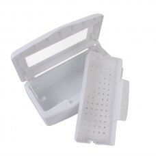 Konteineris įrankių, peilių sterilizavimui / valymui