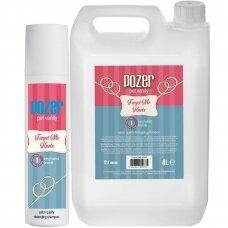 Pozer Forget Me Knots Shampoo šampūnas vidutinio ir ilgo plauko šunims