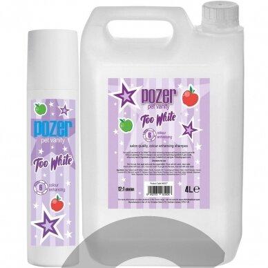 Pozer Too White Shampoo
