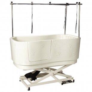 Profesionali vonia su elektriniu pakėlimu