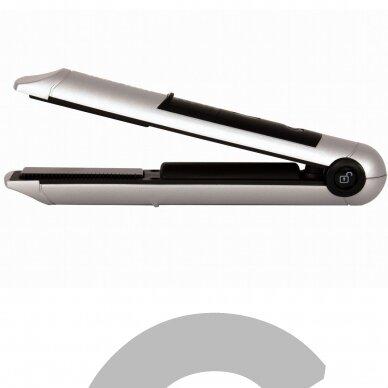 Show Tech Cordless Hair Straightener - profesionalus, belaidis mini tiesintuvas su 3 lygių temperatūros valdymu