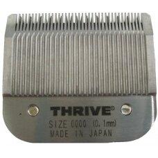 Thrive Professional Blade #0000 Kirpimo galvutė aukštos kokybės 0,1mm Snap-On