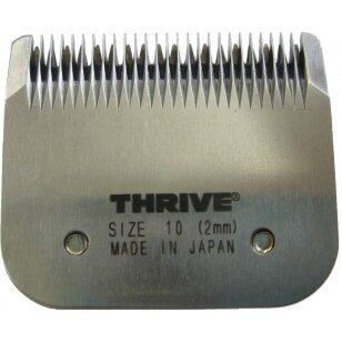 Thrive Professional Blade #10 kirpimo galvutė Aukštos kokybės 2 mm Snap-On