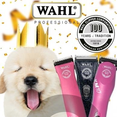 Wahl Creativa Black Glitter Limited Edition kirpimo mašinėlė 3