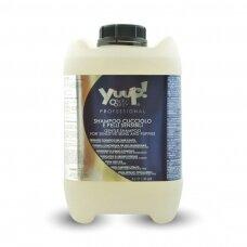 Yuup! Professional Gentle Shampoo - ypač švelnus šampūnas šuniukams ir alergiškiems bei turintiems jautrią oda šunims. Talpa: 10L
